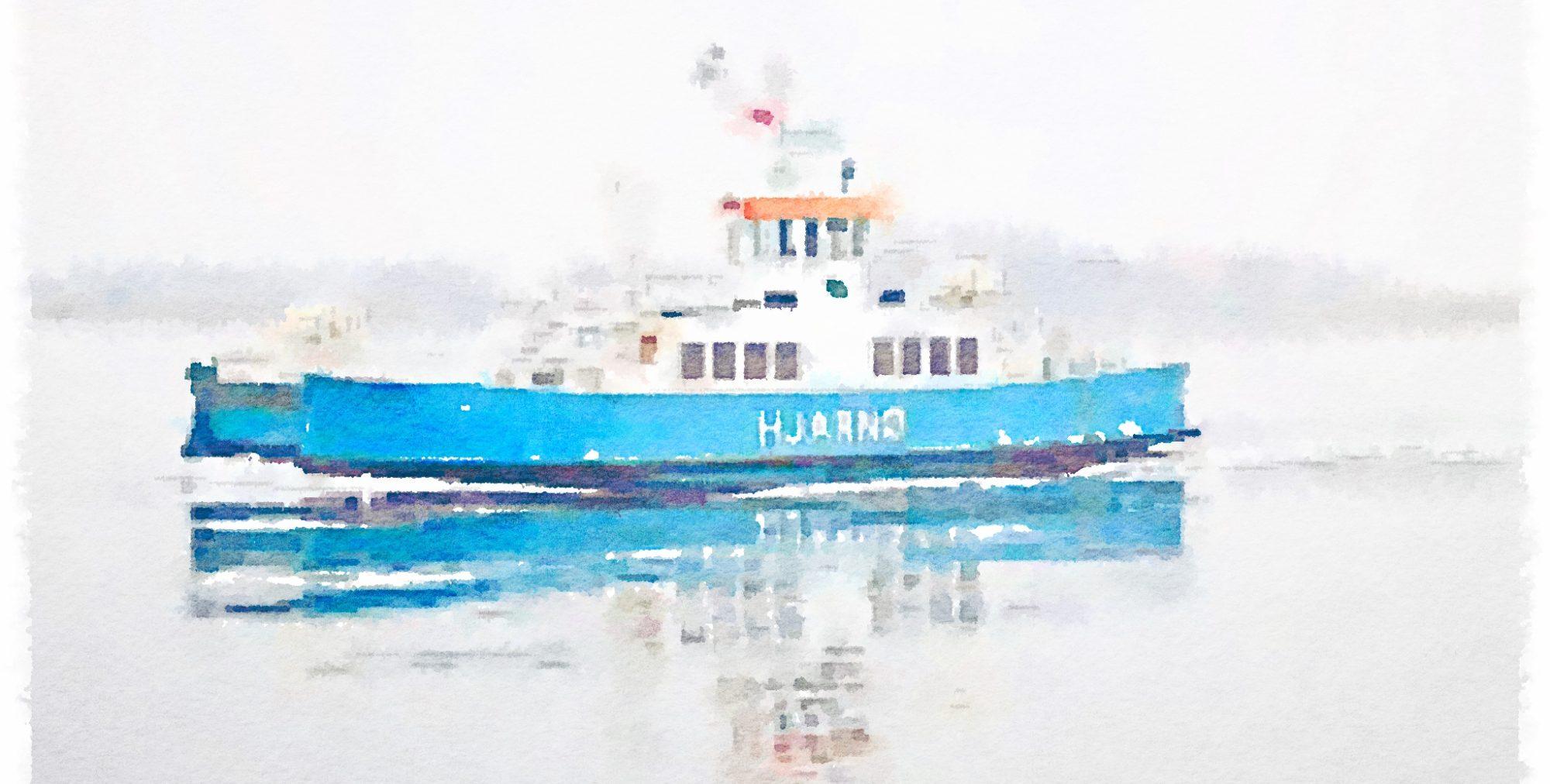 Hjarnø Færgefart